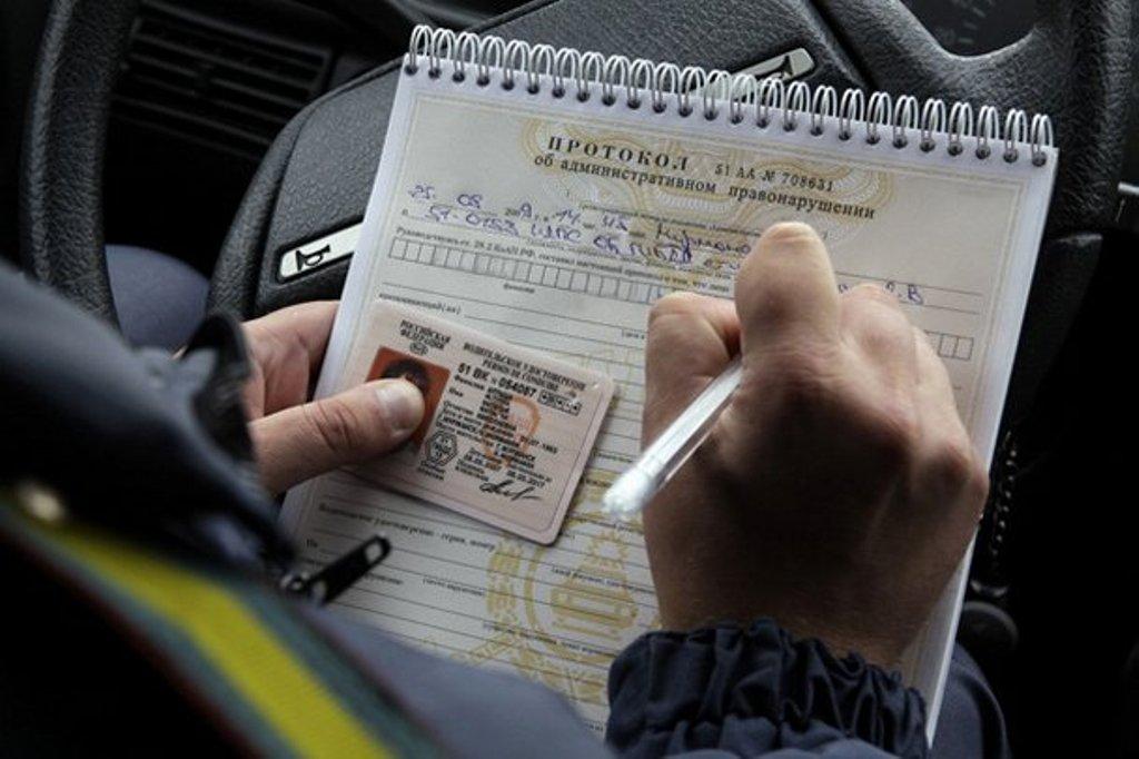 Правила лишения водительских прав за пьянку