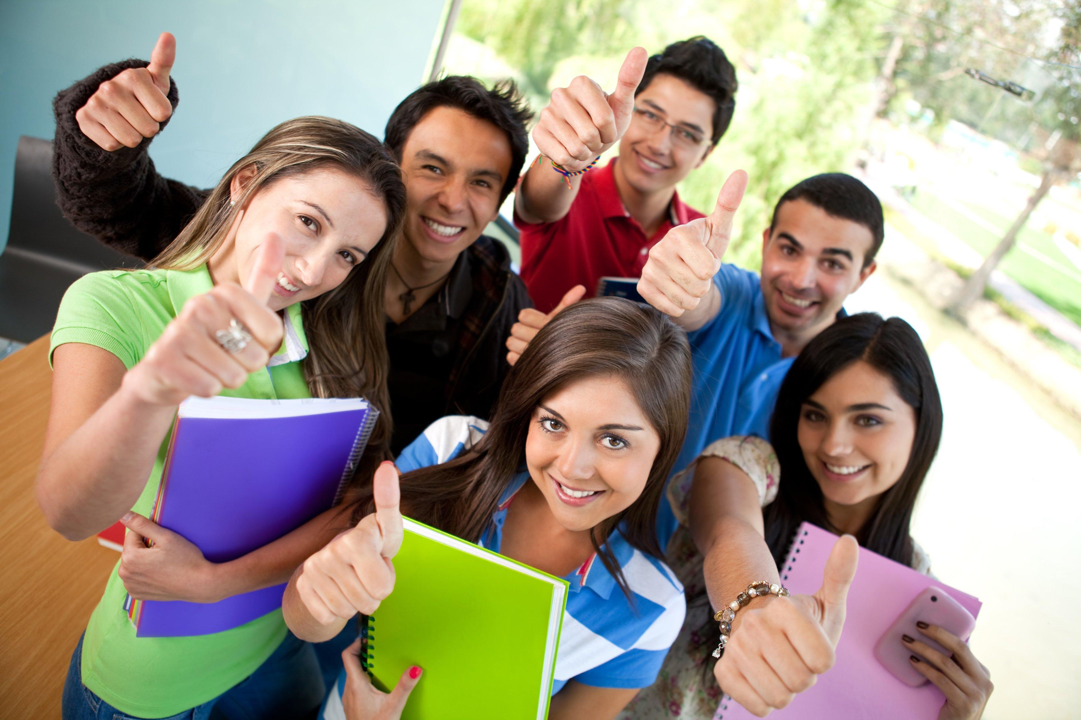 Студенты в отеле 7 фотография