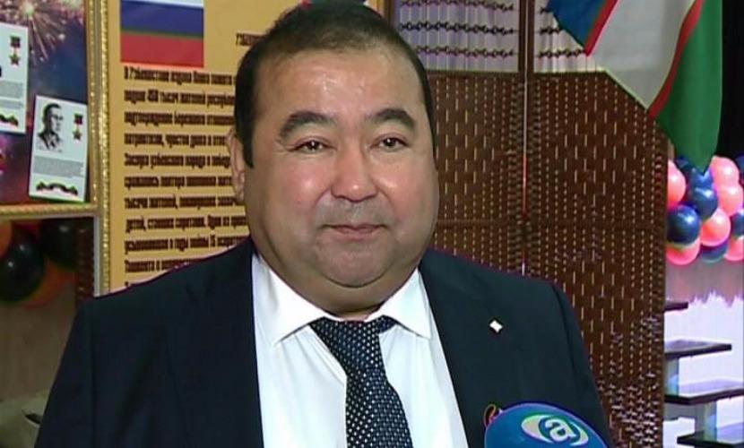 Конгресс узбеков и узбекистанцев