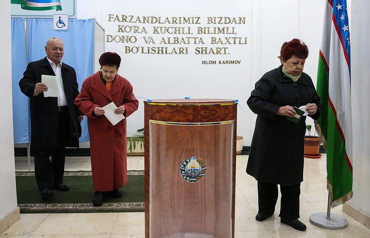 Цик узбекистана рассказал о досрочном голосовании на выборах президента
