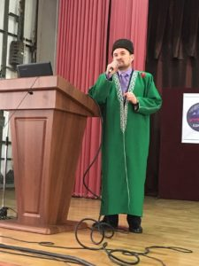 Выступление муфтия Рауф хазрат